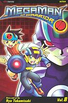MegaMan NT warrior. Volume 8