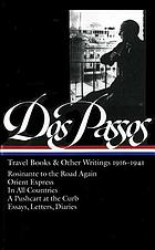 Travel books and other writings, 1916-1941