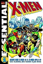 Essential X-men. vol. 1