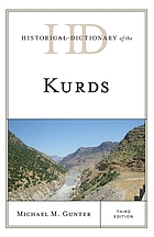 Historical dictionary of the Kurds