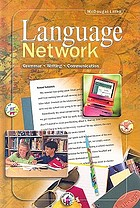 Language network. [6] : grammar, writing, communication.