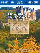 Best of Europe. Beautiful Germany