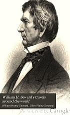 William H. Seward's travels around the world