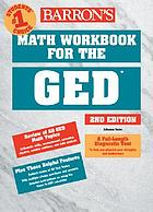 Barron's math workbook for the GED