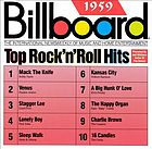 Billboard top rock 'n' roll hits. 1959