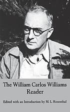 The William Carlos Williams reader.