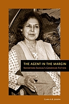The agent in the margin : Nayantara Sahgal's Gandhian fiction