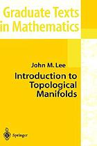 Introduction to topological manifolds : with 138 illustrations