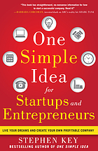 One simple idea for startups and entrepreneurs : live your dreams and create your own profitable company