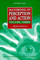 Handbook of perception and action.