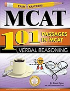 Examkrackers MCAT : 101 passages in MCAT verbal reasoning