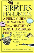 The birder's handbook : a field guide to the natural history of North American birds