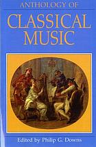 Anthology of classical music