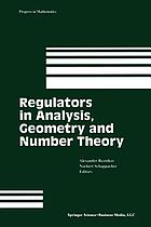 Regulators in analysis, geometry, and number theory