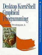 Desktop Kornshell graphical programming