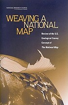 Weaving a national map : review of the U.S. Geological Survey concept of the national map