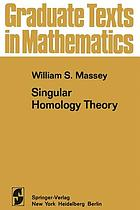 Singular Homology Theory