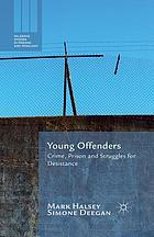 Young offenders : crime, prison, and struggles for desistance