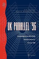 UK Parallel '96 : proceedings of the BCS PPSG annual conference, 3-5 July 1996