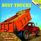 Busy trucks : a pop-up book