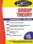 Schaum's outline of theory and problems of group theory