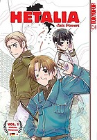Hetalia : Axis powers. Volume 1
