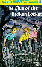 The clue of the broken locket.
