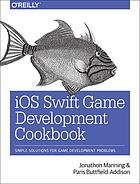 IOS Swift game development cookbook.