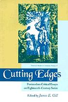 Cutting edges : postmodern critical essays on eighteenth-century satire