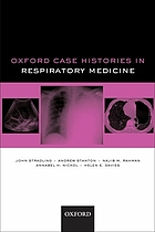 Oxford case histories in respiratory medicine
