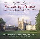 Voices of praise : Hymns, anthems, and psalms