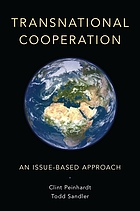 Transnational cooperation : an issue-based approach
