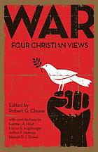 War--4 Christian views