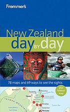 New Zealand day by day