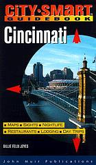 City-smart guidebook. Cincinnati