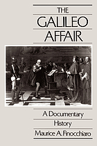 The Galileo affair : a documentary history