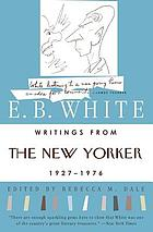 Writings from the New Yorker : 1927-1976