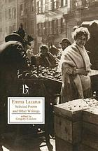 Emma Lazarus : selected poems and other writings