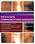 Voice & data communications handbook by  Regis J Bates
