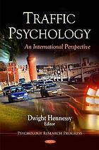 Traffic psychology : an international perspective