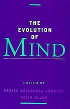 The evolution of mind