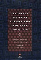 Frequency selective surface and grid array