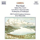 Peer Gynt suites nos. 1 & 2 ; Lyric pieces ; Wedding day at Troldhaugen ; Sigurd Jorsalfar