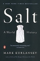 Salt: A World History cover image