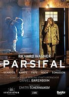 Parsifal : opèra en trois actes = opera in three acts