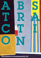Abstraction : [documents of contemporary art]