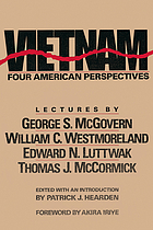 Vietnam : four American perspectives