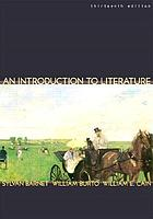 An introduction to literature : fiction, poetry, drama