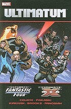 Ultimatum : Ultimate X-Men, Ultimate Fantastic Four