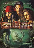 Pirates of the Caribbean. / Dead man's chest